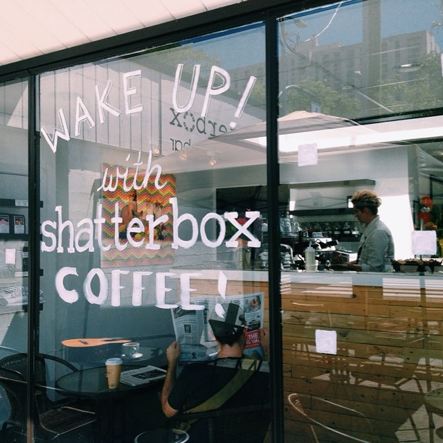 Shatterbox Coffee Bar